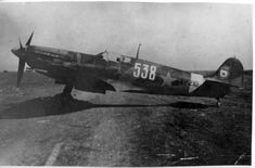 Spitfire Mk Vb in service with the Soviet Air Force