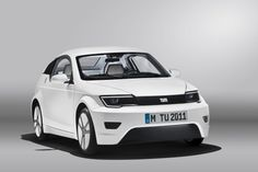 BMW and Daimler collaborating on electric car research project