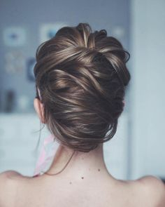 40 Most Beautiful And Stunning Inspirational Updo Hairstyles For Prom And Wedding - Page 6 of 39 - Marble Kim Design Trendy Hairstyles, Wedding Hairstyles, Medium Hair Styles, Long Hair Styles, Prom Hair Updo, Perfect Date, Layered Hair, Hair Trends, Updos