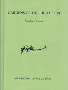 Gardens of the Righteous - Riyadh as-Salihin (English only)
