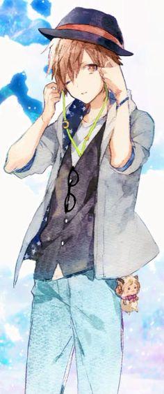 Amatsuki (male)