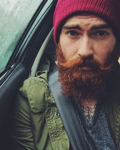 Grow a sexy beard in 2018 with Beard and Company's all-natural beard care products formulated to grow, repair, and strengthen beards. Proudly made in Colorado. Latest Beard Styles, Beard Styles For Men, Hair And Beard Styles, Ginger Men, Ginger Beard, Growing A Full Beard, Hipsters, Beard Growth Oil, Thick Beard