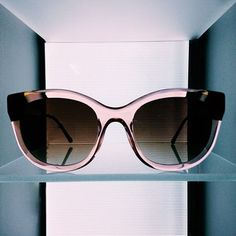 You know what they say about rose-colored glasses… #thierrylasry