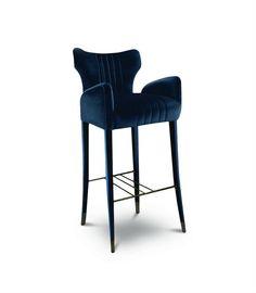 Home decorating ideas: mid-century new collection @brabbu  - DAVIS bar chair | modern kitchen ideas