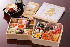 "special dishes for New Year ""OSECHI"""