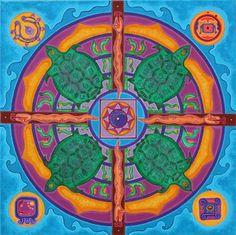 Inspiracíon Divina/Heavenly Guidance by Corina Gabaldón
