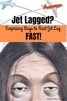 Do you know how to get over jet lag fast? Learn the best kept tips, hacks, secrets and remedies of travelers to cure your jet lag now! Packing Tips For Travel, Travel Advice, Travel Guides, Travel Hacks, Europe Packing, Traveling Europe, Backpacking Europe, Packing Lists, Travel Info