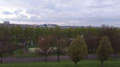 Views of Newcastle from Gateshead's Riverside park