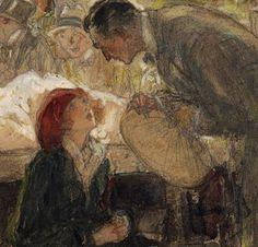 ILLUSTRATION ART: HENRY PATRICK RALEIGH (1880-1944) - Detail