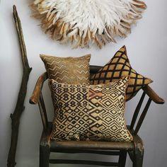 kuba cloth pillows - apartmentf15©
