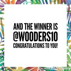 And the winner is ... @wooders10 ✨🥂✨  Congratulations to you! 👌  Please dm me with your details so I can send you your gift. 😘  Thank you ALL for taking part, as previously mentioned, I'll be giving more fab stuff away, so stay tuned! A massive THANK YOU to the lovely Avril @avrily1979 for donating the bath bomb, too. xx 😘💕  I'm feeling so overwhelmed with all your support, I've decided to give a little something to 2 other lucky winners, who I'll dm now! 💕  Thank you! 😘💕✨