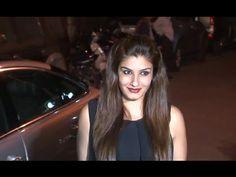 Raveena Tandon at Tanu Weds Manu Returns success party. Success, Party, Youtube, Wedding, Valentines Day Weddings, Parties, Weddings, Marriage, Youtubers