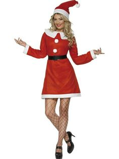 Dress up for the santa runs look good feel good