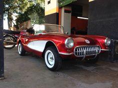 Old Boy projeto corvette
