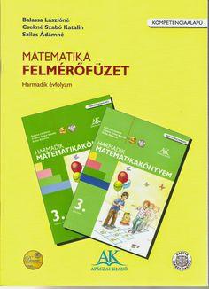 Marci fejlesztő és kreatív oldala: Matematika felmérőfüzet 3. o