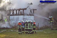 Blaulichtticker: Böhen / Fricken: Brand auf landwirtschaftlichen An...