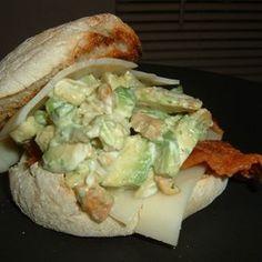 Cashew Avocado Chicken Salad - Allrecipes.com