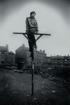 furtho:Jez Coulson's Crucified In Easterhouse, Glasgow. ... (via YoorWullie)