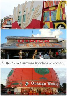 5 Must See Kissimmee Roadside Attractions