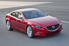 2016 Mazda 6 Price and Release Date - The newest 2016 Mazda 6 undeniably is sold with a myriad of significant refreshments within the previous design.