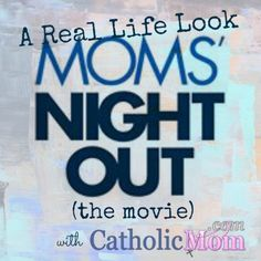 "Motherhood: Settling into ""Me"" {Moms' Night Out: A Real Life Look} - My post today about the movie has a special video from star Sarah Drew! http://catholicmom.com/2014/05/08/motherhood-settling-into-me-moms-night-out-a-real-life-look/ Definitely check it out! #MomsNightOut"