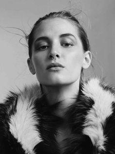 Photo Melina Gesto for Vogue Germany September 2014