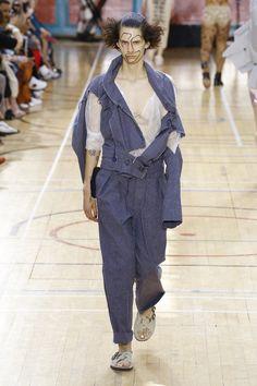 Vivienne Westwood | Menswear - Spring 2018 | Look 14