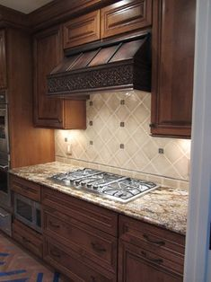 Copper Range Hoods   Traditional   Kitchen Hoods And Vents   Other Metro    Copper Kitchen