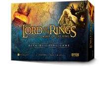 The Lord of the Rings: The Fellowship of the Ring Deck-Building Game - Karcianka w klimatach Władcy Pierścieni. In The Lord of the Rings: The Fellowship of the Ring Deck-Building Game, you take on the role of Frodo,. Building Games, Building A Deck, Fellowship Of The Ring, Lord Of The Rings, Lotr Games, Earth Games, Lord Sauron, Board Game Box, Review Board