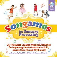 Songames are perfect sensory integration toys that help engage, focus and calm children with special needs.