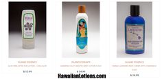Every one of our clients love the tropical scents we use on them.