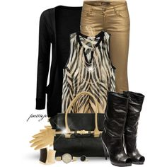 """""""The Heat is On"""" by rockreborn on Polyvore #abbigliamento"""