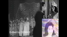 Ieda Maria Vargas ( Brazil ), Miss Universe 1963 - Crowning Moment