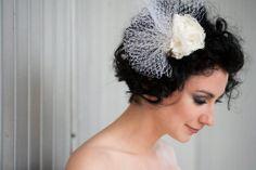 Hair piece: The White Room  Hair: Alyssa Hodges at Juel Salon