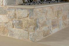 Fireplace - Coolum Random Ashlar stone Eco Outdoor