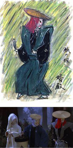 黒澤明監督の直筆絵コンテ。実際の映画のシーンと比較した画像がとても興味深い – 展覧会情報・写真・デザイン | ADB(Artist DataBase) Akira, Japanese, Movies, Painting, Japanese Language, Films, Painting Art, Cinema, Paintings