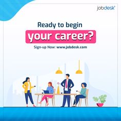 Get started with jobdesk® global recruiting platform that comes with multiple profile features based on your target jobs or skill sets along with the master profile. Enrich your profile in the smartest way like no one else. Access from any device you want and use with your native language, jobdesk® supports all.  👉 Sign-up at jobdesk.com [It's Free]  #jobdesk #job #jobdeskcom #hiringapp #jobvacancyapp #internationaljobportal #globalrecruitment #besthiringplatform #hirenow #vacancypost… Job Portal, Hiring Now, Find People, Find A Job, Get Started, Career, Language, Profile, Platform