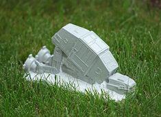 Star Wars AT-AT Garden Gnome