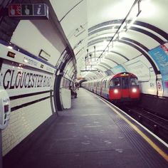 underground -- The Piccadilly Line