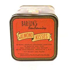 Barton's Bonbonniere tin: top by karen horton, via Flickr