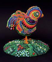 Robin Atkins 'Rosey' ... Someday, I'll make something like this gal :)