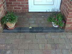 The Driveway And Patio Company - block paving Driveway Ideas, Driveway Design, Paving Companies, Paving Design, New Drive, Block Paving, Driveways, House Front, Garden Design
