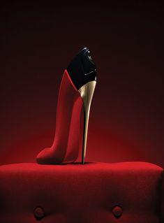 Good Girl Velvet Fatale Carolina Herrera perfume - a novo fragrância Feminino 2018 Carolina Herrera, Makeup Inspo, Beauty Makeup, Good Girl Perfume, Pumps, Heels, Cool Girl, Christian Louboutin, Perfume Bottles