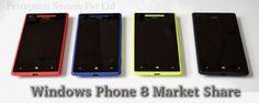 Is Windows Phone 8 Really Losing its Market Share?Today, most of the people are confused about Windows Phone 8 success rate. All the businessmen are seeking to get latest updates on Windows Phone 8 as they are confused between BlackBerry 10 and Windows Phone 8. Reality is that, both the mobile operating systems are extremely powerful and advanced as in least time, they added lots of biggest app names with them and offer its users a mind-blowing experience to enjoy.