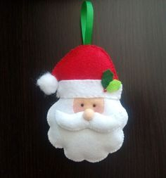 39 Brilliant Ideas How To Use Felt Ornaments For Christmas Tree Decoration 23