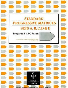 Raven's Progressive Matrices - nonverbal group test for IQ Wikipedia, the free encyclopedia