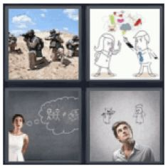 4 Pics 1 Word Game Hack For 8 Letters 4pics1word 8letters Answer
