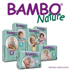 Bamboo Nature Diapers #Giveaway