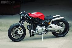 The most badass Ducati Monster 1100 custom