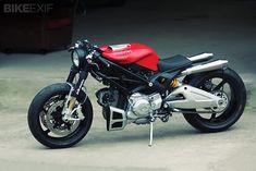 The most badass Ducati Monster 1100 custom
